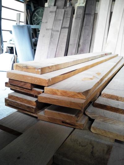 家具の材料